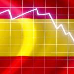 Spagna, l'economia si contrae