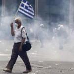I rischi di un'uscita della Grecia dalla zona euro