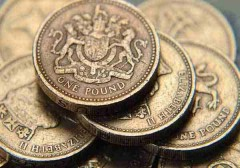 GBP sotto pressione